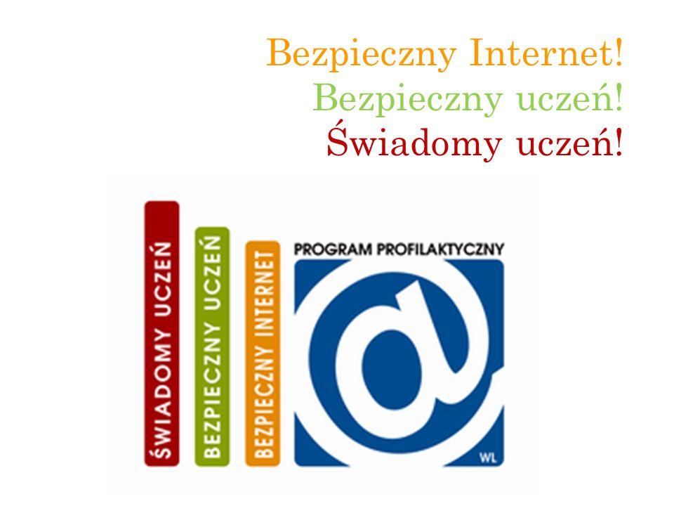 D ZIEŃ B EZPIECZNEGO I NTERNETU Dzień Bezpiecznego Internetu obchodzony jest z inicjatywy Komisji Europejskiej od 2004 roku i ma na celu inicjowanie i propagowanie działań na rzecz bezpiecznego dostępu dzieci i młodzieży do zasobów internetowych.