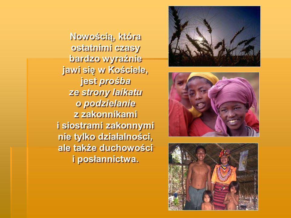 Prośba ta jest dla nas apelem, aby sprzyjać wzajemnemu zrozumieniu bogactwa każdego stanu i wymaga jasnej świadomości naszej tożsamości kobiet wezwanych do dawania świadectwa o prymacie Boga i miłości w radykalnym wyborze pójścia za Jezusem czystym, ubogim i posłusznym.