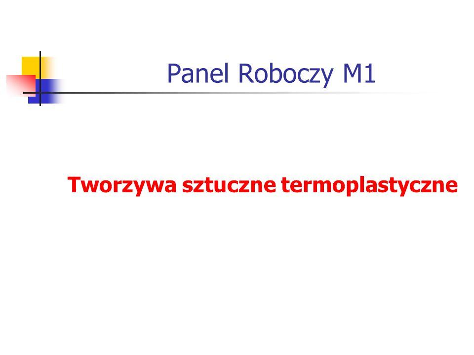 Panel Roboczy M1 Tworzywa sztuczne termoplastyczne