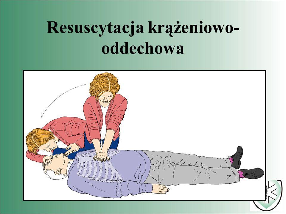 Resuscytacja krążeniowo- oddechowa