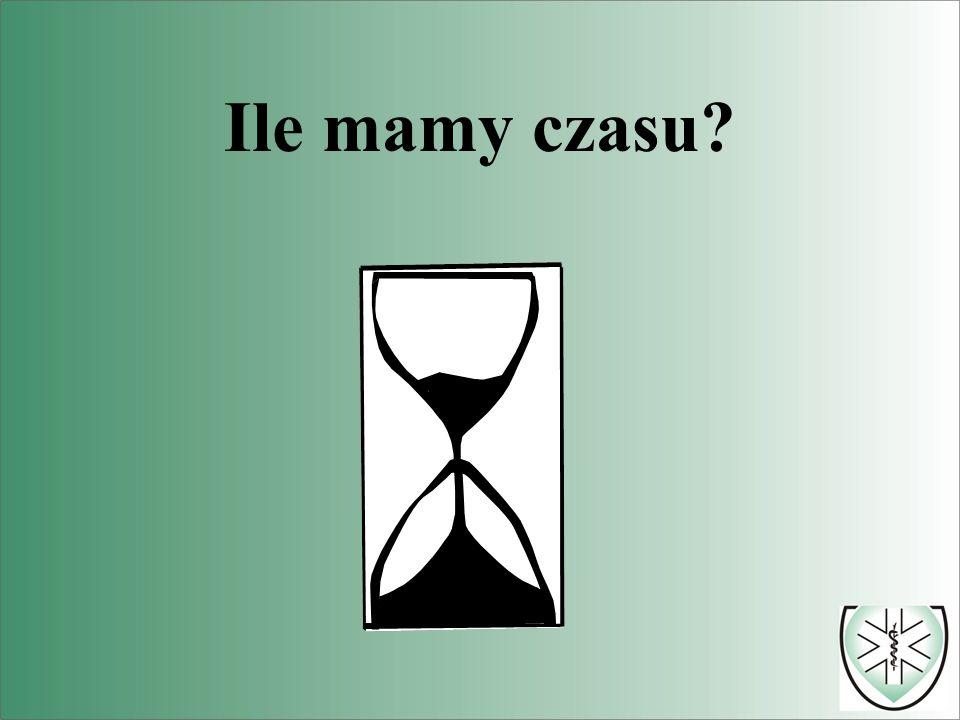 Ile mamy czasu?