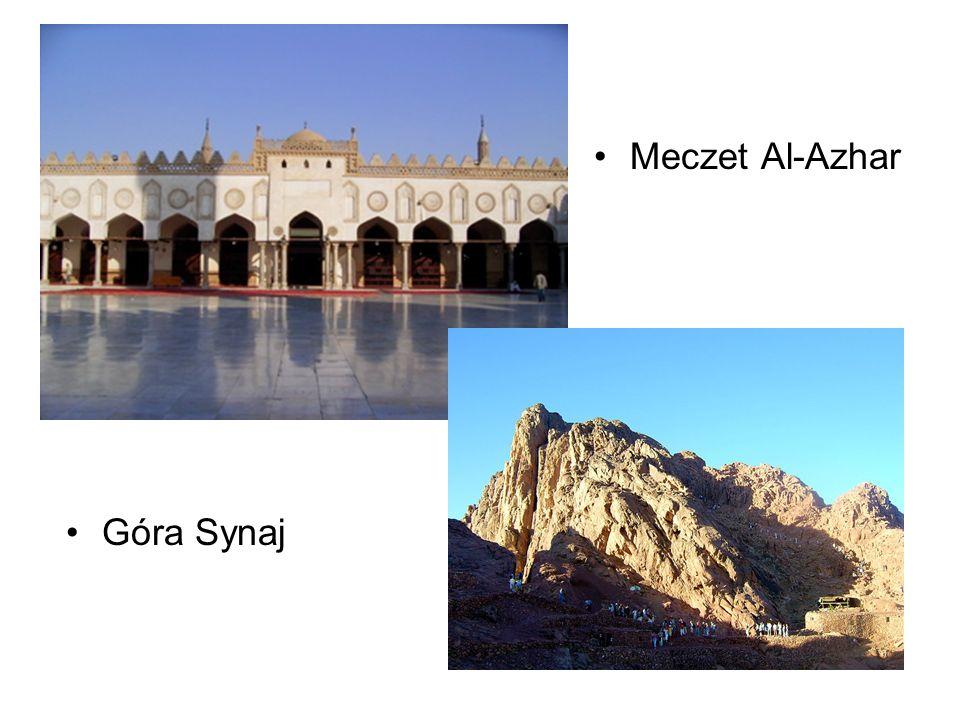 Meczet Al-Azhar Góra Synaj