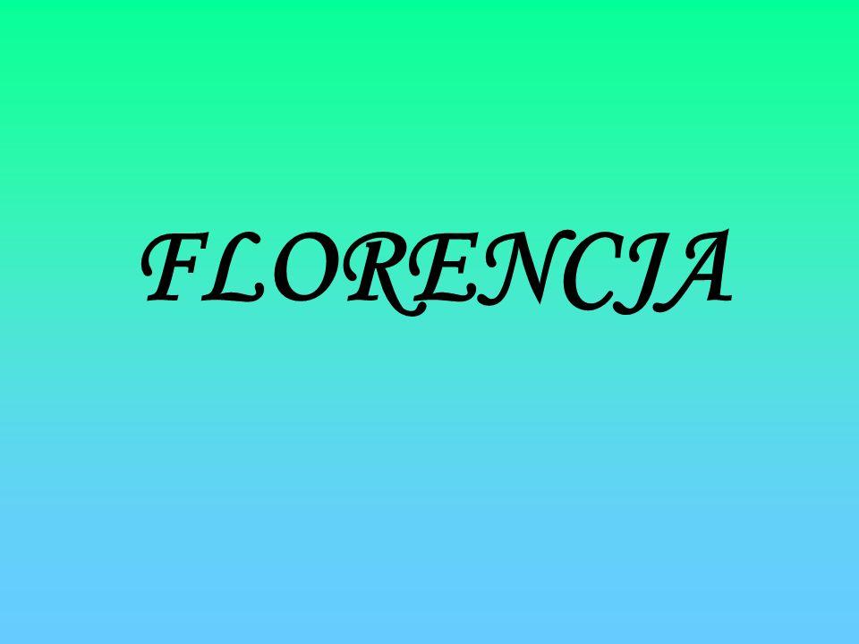 O FLOERNCJI Florencja,miasto w srodkowych Włoszech, nad Arno, perła Toskanii, miasto Poniatowskiego i Oriany Fallaci...