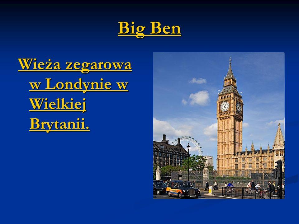Big Ben Wieża zegarowa w Londynie w Wielkiej Brytanii. Londynie Wielkiej BrytaniiLondynie Wielkiej Brytanii