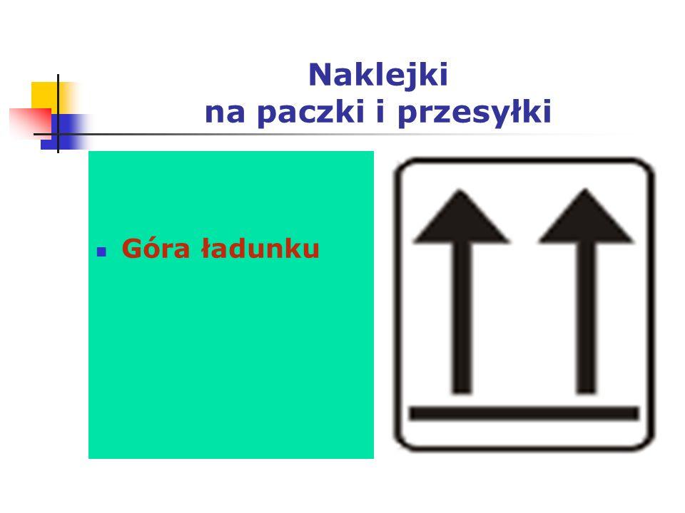 Źródło: http://www.nopex.com.pl/t_przesylkowe.html http://www.tnt.com/country/pl_pl/services/shipping /packaging/packages.html