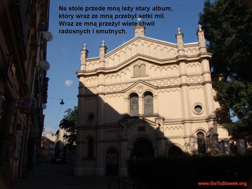 All pictures were taken in Krakow (Kazimierz) 2004 with a camera Sony DSC-F 828 Song: Ewa Demarczyk - Taki pejzaz Show ten jest zadedykowany Arturowi Brandsdorfowi z Bridgwater.
