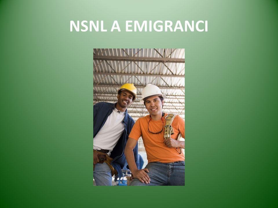 NSNL A EMIGRANCI