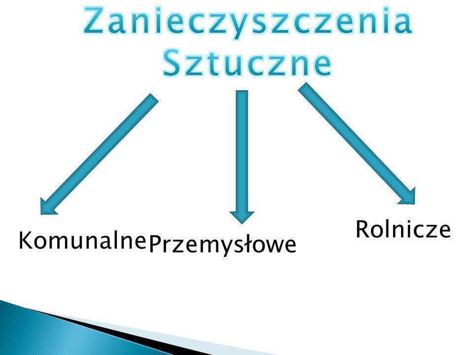 Komunalne Przemysłowe Rolnicze