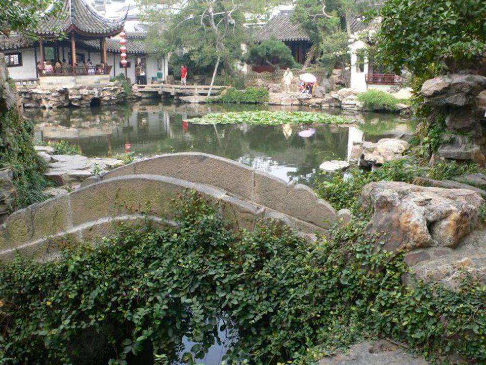 OGRODY PRZY ŚWIĄTYNIACH Świątynia Nieba w Pekinie (I poł.