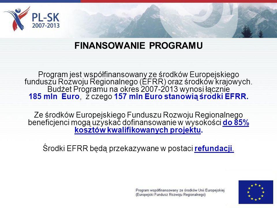 Liczba wniosków zatwierdzonych do oceny technicznej wynosi 77, na wartość EFRR 111569736,01 EUR* Wartość wniosków złożonych 31.10.2009 r.