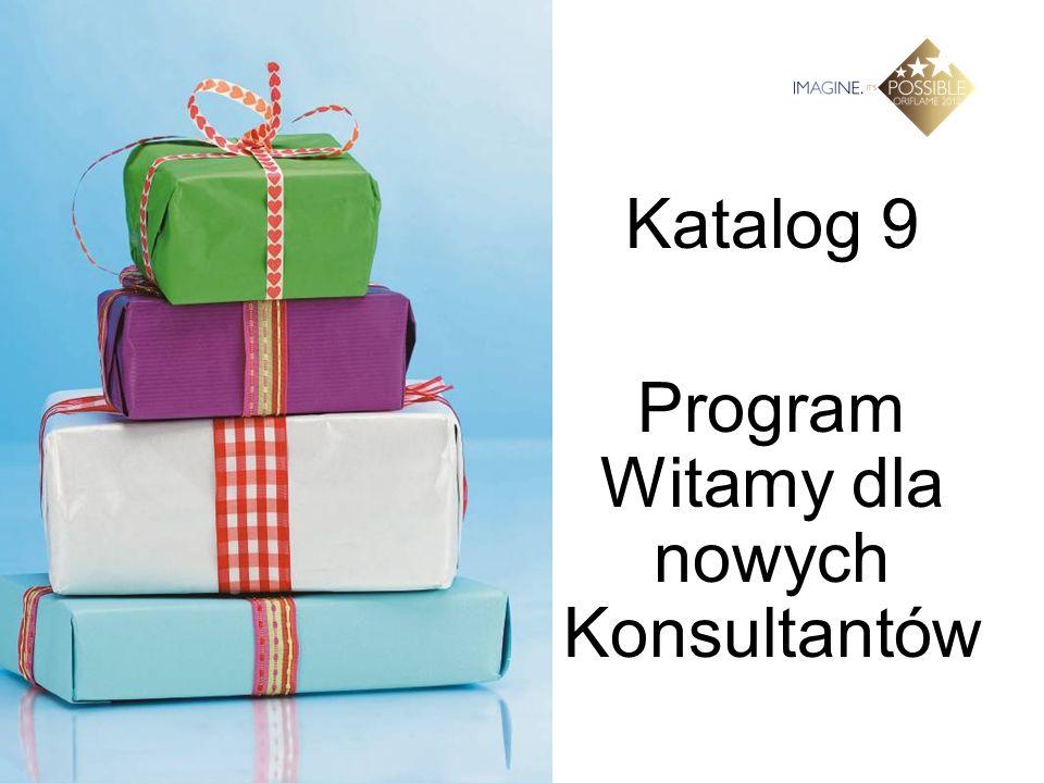Katalog 9 Program Witamy dla nowych Konsultantów