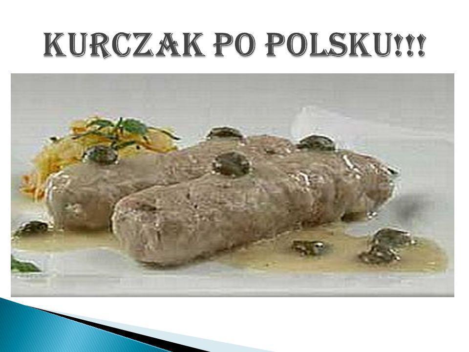 Kuchnia staropolska słynęła z potraw rybnych.