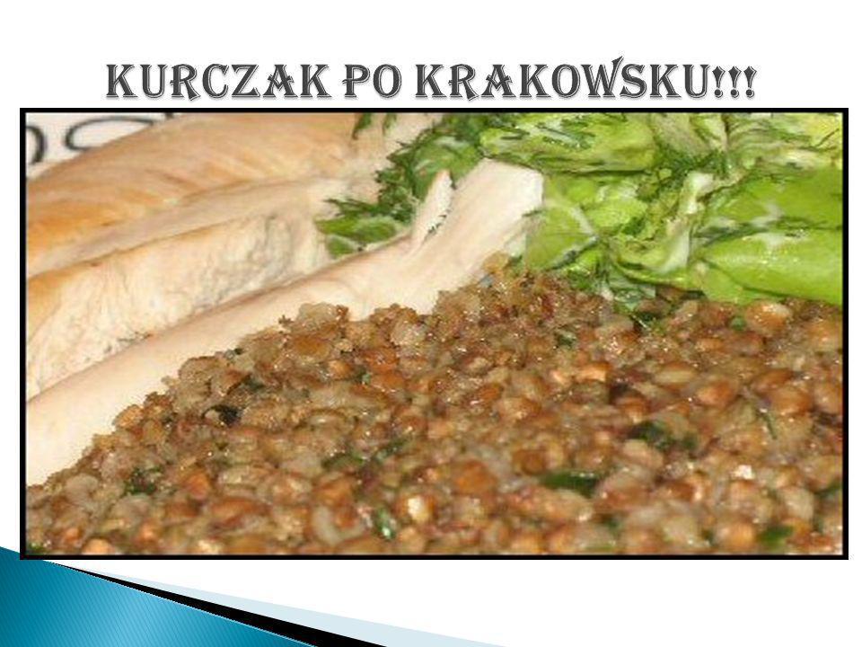 W regionie śląskim najczęściej spożywa się gęste, tłuste zupy, sporządzane na wywarach mięsnych i potrawy mięsne w sosach.