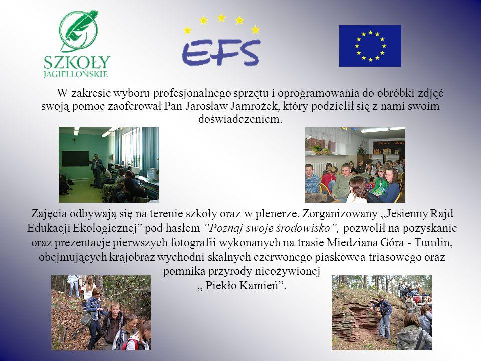 W zakresie wyboru profesjonalnego sprzętu i oprogramowania do obróbki zdjęć swoją pomoc zaoferował Pan Jarosław Jamrożek, który podzielił się z nami swoim doświadczeniem.