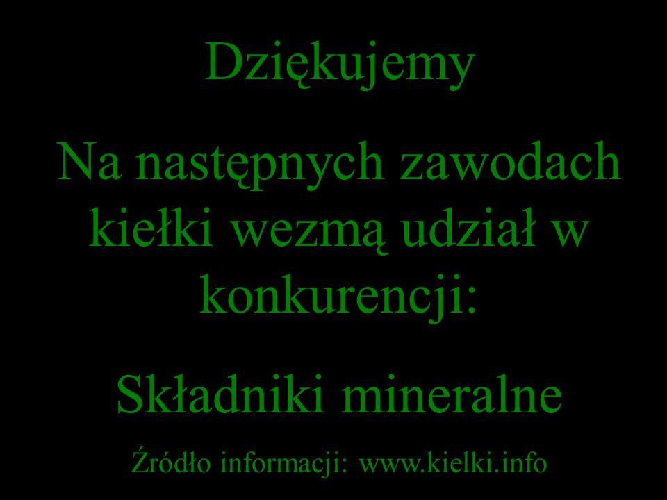 Węglowodany Zawody kiełków Pszenica Soczewica Soja