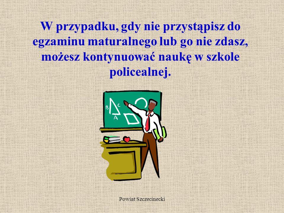 Powiat Szczecinecki Liceum ogólnokształcące Nauka trwa trzy lata.