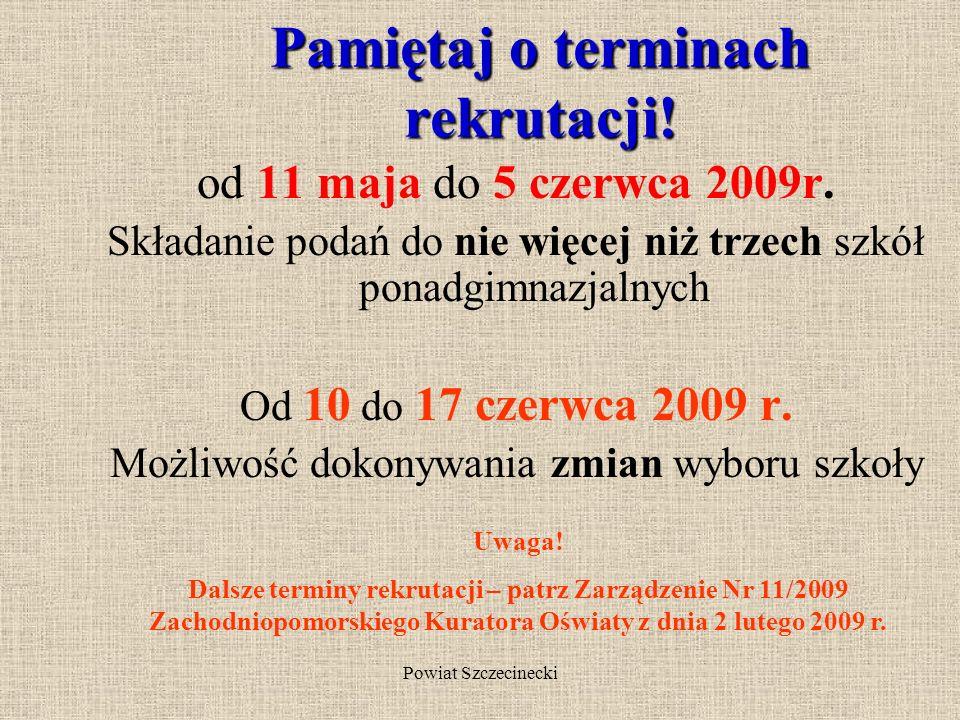 Powiat Szczecinecki www.lo.szczecinek.plwww.zs1ken.szczecinek.gawex.pl www.zs2warcislaw.euwww.zs3szczecinek.neostrada.pl www.zs5szczecinek.net.plwww.zsswiatki.pl www.zsbialybor.neostrada.pl www.lo.szczecinek.plwww.zs1ken.szczecinek.gawex.pl www.zs2warcislaw.euwww.zs3szczecinek.neostrada.pl www.zs5szczecinek.net.plwww.zsswiatki.pl www.zsbialybor.neostrada.pl Bliższe informacje znajdziesz w Informatorze Edukacyjnym Powiatu Szczecineckiego, na stronie internetowej www.powiat.szczecinek.pl oraz na stronach internetowych szkół: www.lo.szczecinek.plwww.zs1ken.szczecinek.gawex.pl www.zs2warcislaw.euwww.zs3szczecinek.neostrada.pl www.zs5szczecinek.net.plwww.zsswiatki.pl www.zsbialybor.neostrada.pl www.lo.szczecinek.plwww.zs1ken.szczecinek.gawex.pl www.zs2warcislaw.euwww.zs3szczecinek.neostrada.pl www.zs5szczecinek.net.plwww.zsswiatki.pl www.zsbialybor.neostrada.pl