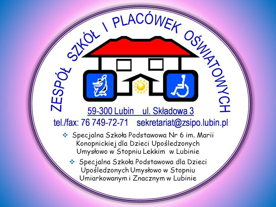 Specjalna Szkoła Podstawowa Nr 6 im.