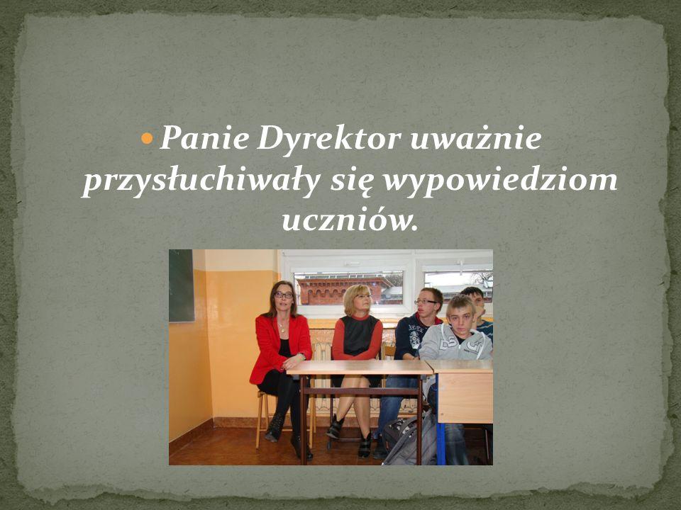 Do Samorządu Uczniowskiego powinny być wytypowane dwie osoby z każdej klasy.