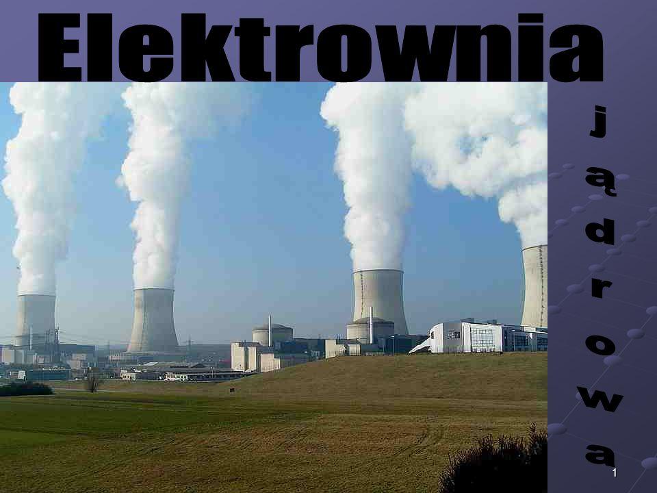 2 Historia (1) Pierwsza elektrownia jądrowa, o mocy 5 MW powstała w 1954 r.