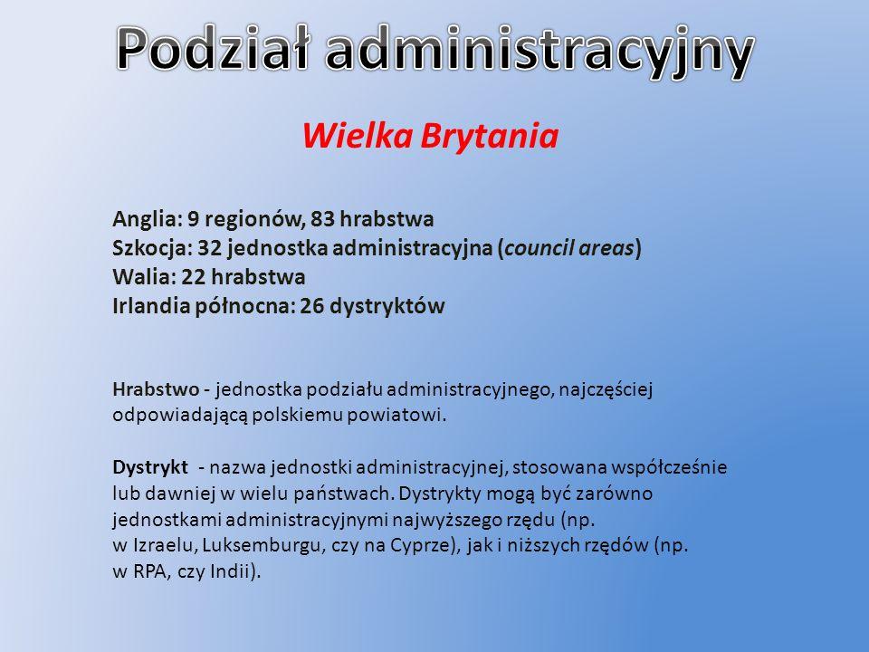 Polska 16 Województw 314 powiatów 2479 gmin