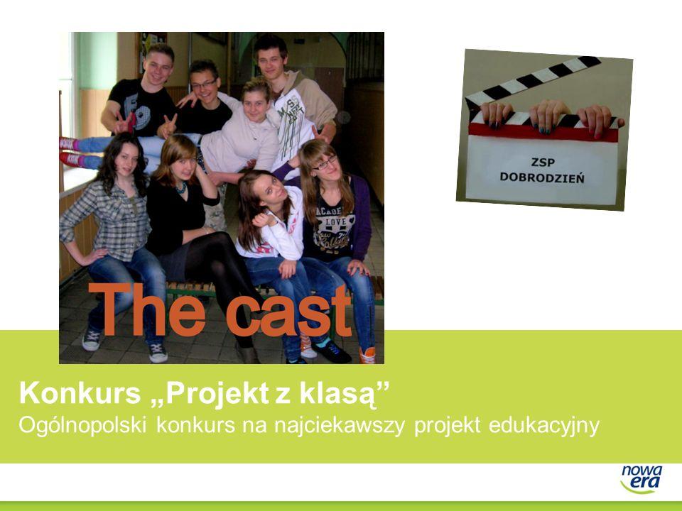 Konkurs Projekt z klasą Ogólnopolski konkurs na najciekawszy projekt edukacyjny