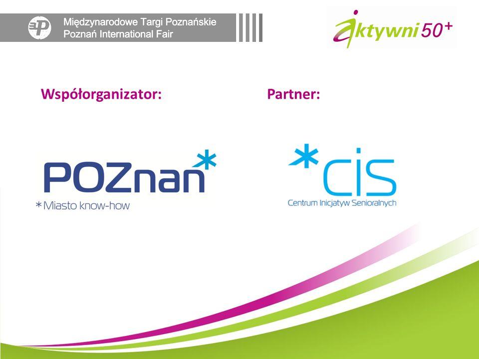 Współorganizator: Partner: