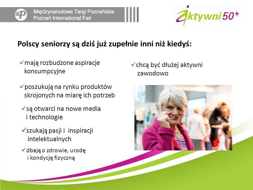 mają rozbudzone aspiracje konsumpcyjne Polscy seniorzy są dziś już zupełnie inni niż kiedyś: dbają o zdrowie, urodę i kondycję fizyczną fot. Marek Zak