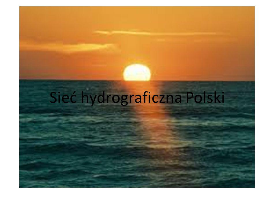 Sieć hydrograficzna Polski