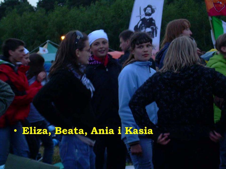 Eliza, Beata, Ania i Kasia