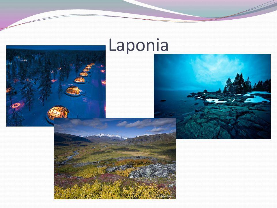 Pojezierze Fińskie Kraina tysiąca jezior znajduje się ich tu ponad 55 tysięcy o średnicy powyżej 200 metrów i dziesiątki tysięcy mniejszych zbiorników