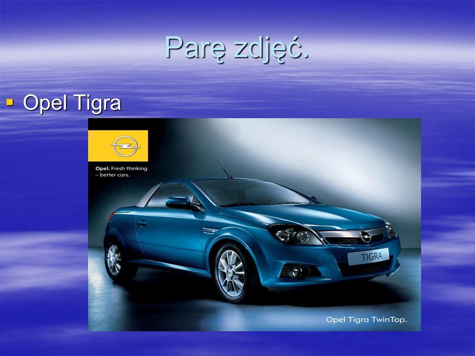 Opel dziś – lata doświadczeń Firma Opel rozpoczęła produkcję samochodów w 1899 roku i początkowo wytwarzała 11 pojazdów rocznie. W roku 2002 w dziewię