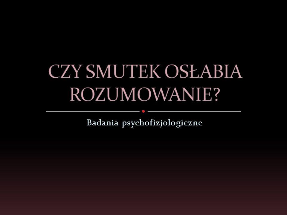 Badania psychofizjologiczne