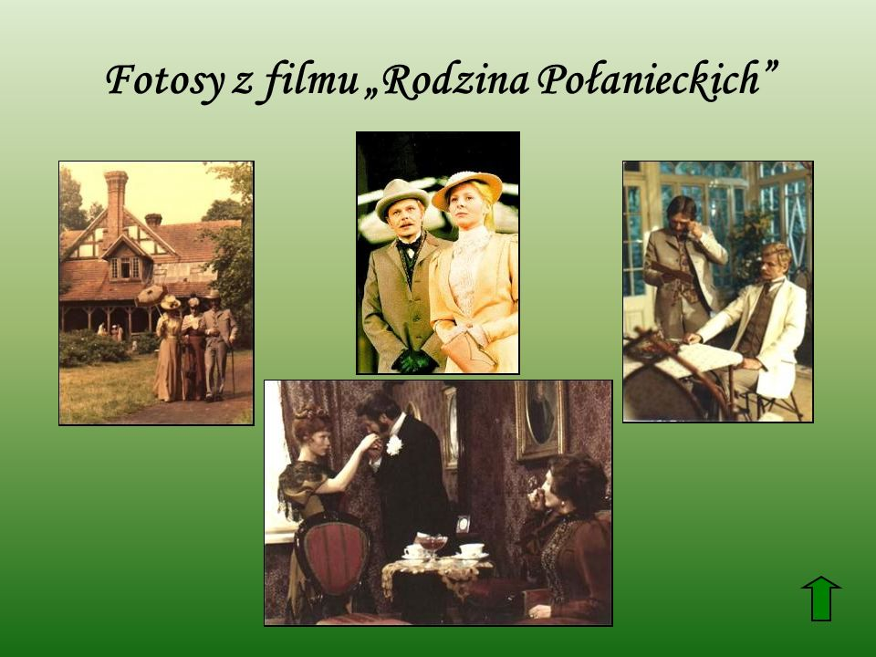 Fotosy z filmu Rodzina Połanieckich