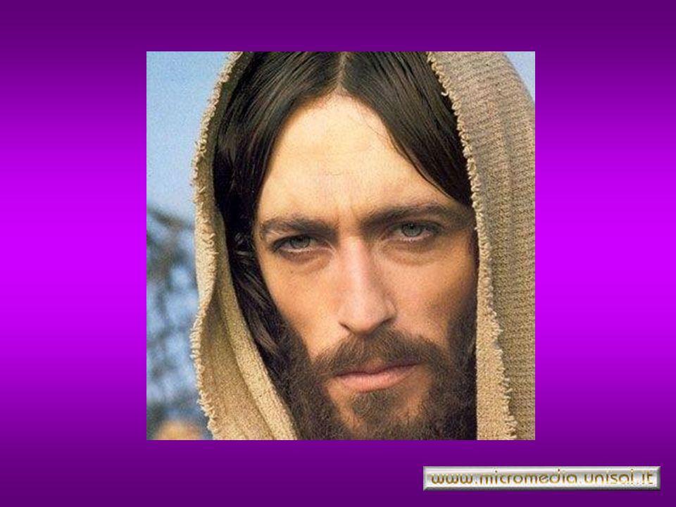 Chrystus przemienił się wobec Apostołów.