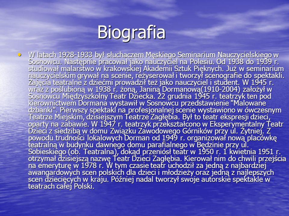 Biografia Biografia W latach 1928-1933 był słuchaczem Męskiego Seminarium Nauczycielskiego w Sosnowcu. Następnie pracował jako nauczyciel na Polesiu.