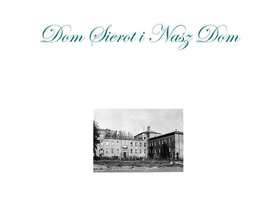 Razem ze Stefanią Wilczyńską założył i prowadził Dom Sierot – dla dzieci żydowskich w Warszawie. Dom został wybudowany przez Towarzystwo Pomocy dla si