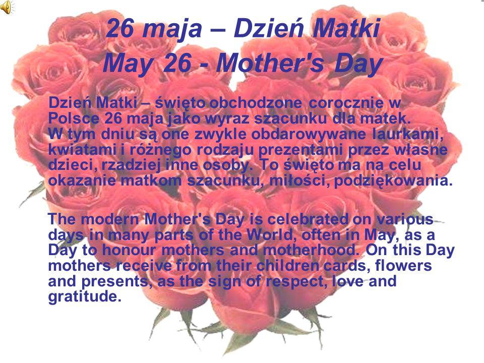 8 marca – Dzień Kobiet March 8 - International Women s Day Dzień Kobiet to coroczne święto obchodzone 8 marca, jako wyraz szacunku dla ofiar walki o równouprawnienie kobiet.