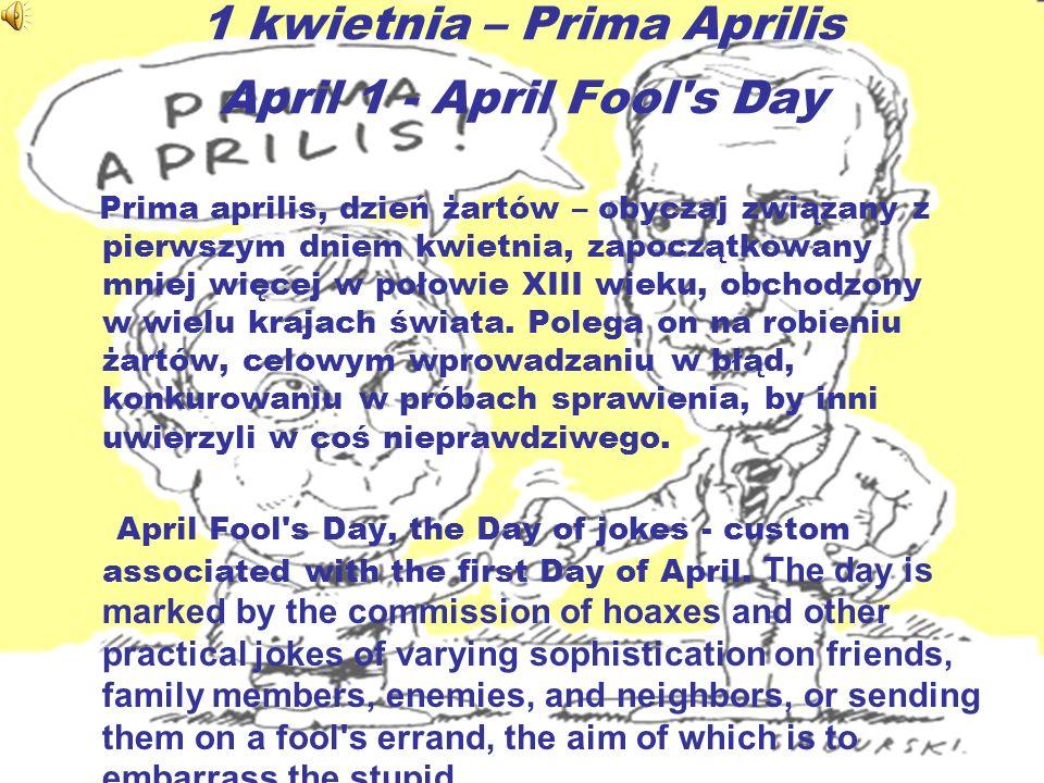 26 maja – Dzień Matki May 26 - Mother s Day Dzień Matki – święto obchodzone corocznie w Polsce 26 maja jako wyraz szacunku dla matek.