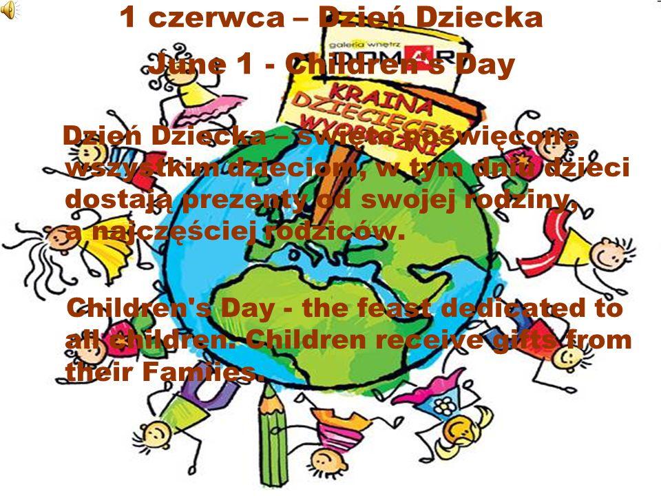 22 stycznia – Dzień Dziadka/January 22 - Grandpa s Day Dzień Dziadka – rodzinne, świeckie święto, obchodzone w Polsce 22 stycznia.