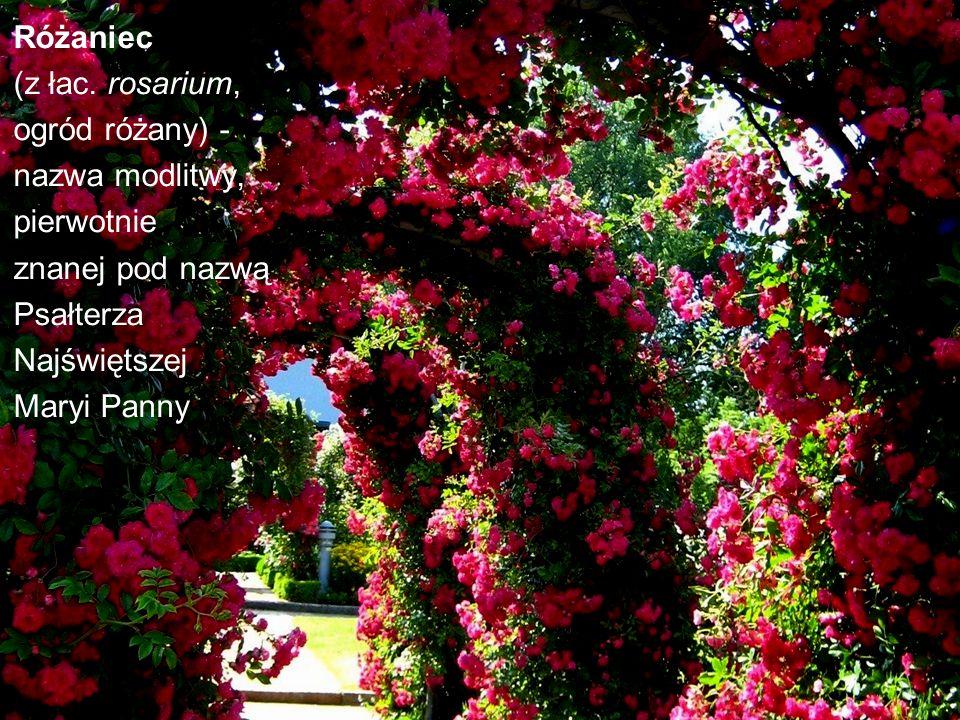 Różaniec (z łac.
