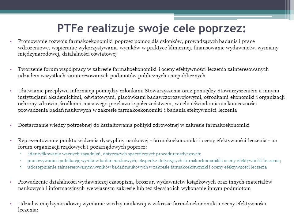 PTFe: Co zrobiliśmy .