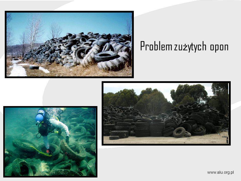 Problem zu ż ytych opon www.alu.org.pl