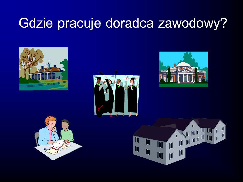 1.Szkoły publiczne i niepubliczne 2. Poradnie psychologiczno – pedagogiczne 3.