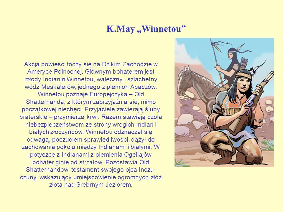 A. Szklarski Tomek u źródeł Amazonki Powieść należy do cyklu, którego bohaterem jest Tomek Wilmowski. W tej części Tomek wraz z żoną Sally i kilku prz