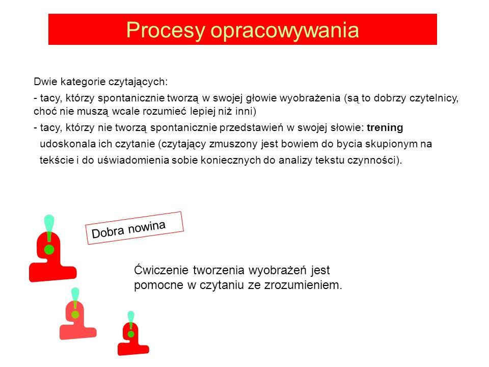 Procesy opracowywania 3.