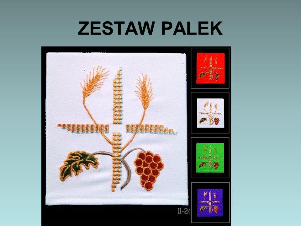 ZESTAW PALEK