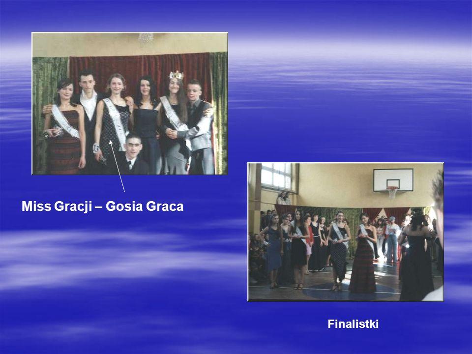 Miss Gracji – Gosia Graca Finalistki