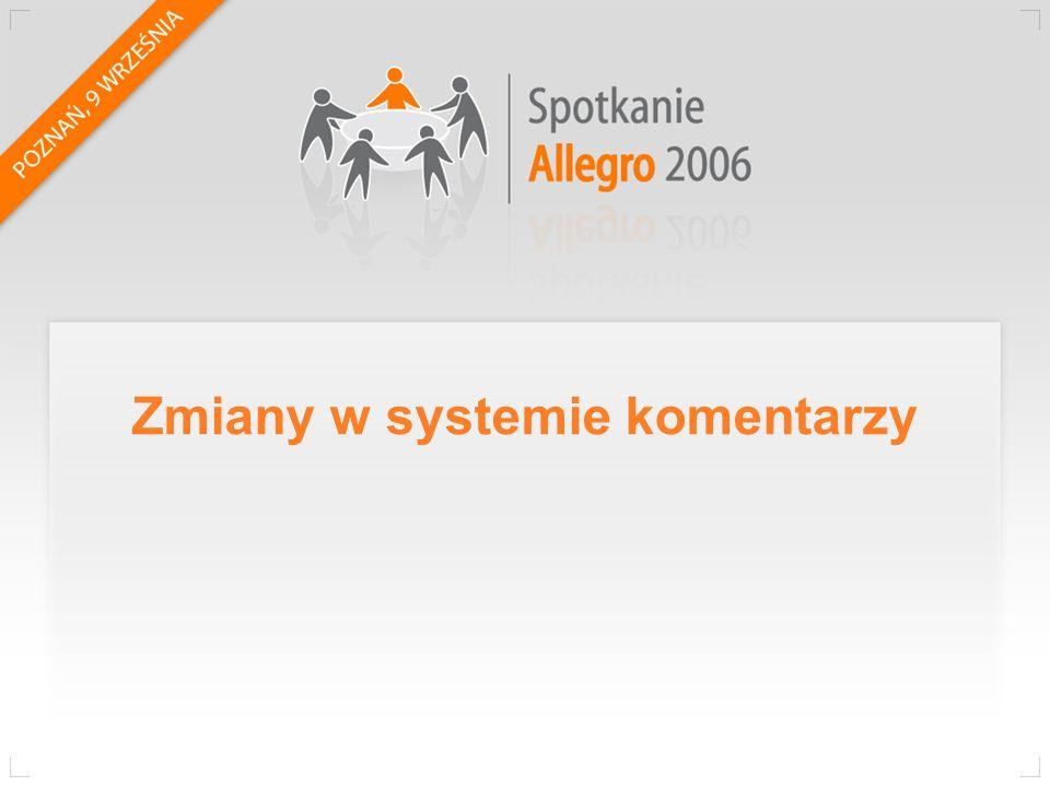 Katarzyna Majek W Zespole Allegro od lipca 2004 Od stycznia 2006 lider jednej z sekcji Działu Bezpieczeństwo i Zasady w Dziale Społeczność i Obsługa Użytkownika Użytkownik Allegro zarejestrowana jako sena_ragana od 2004-06-16