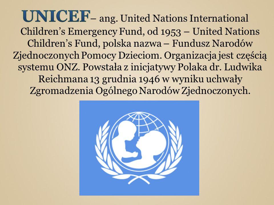 UNICEF kieruje się Konwencją o Prawach Dziecka i podejmuje starania, by prawa dziecka stanowiły kanon zasad etycznych oraz standardów międzynarodowych w postępowaniu wobec dzieci.